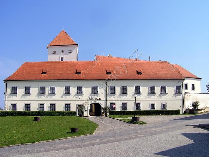 Turistické cíle v okolí obce Dolní Bojanovice 58787a470e