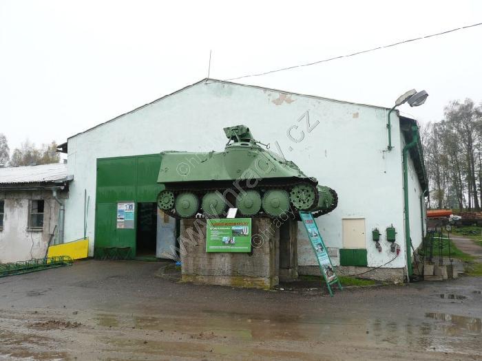 a0435c4dd68 Vojenské muzeum - galerie obrázků
