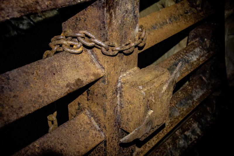 Železná mříž