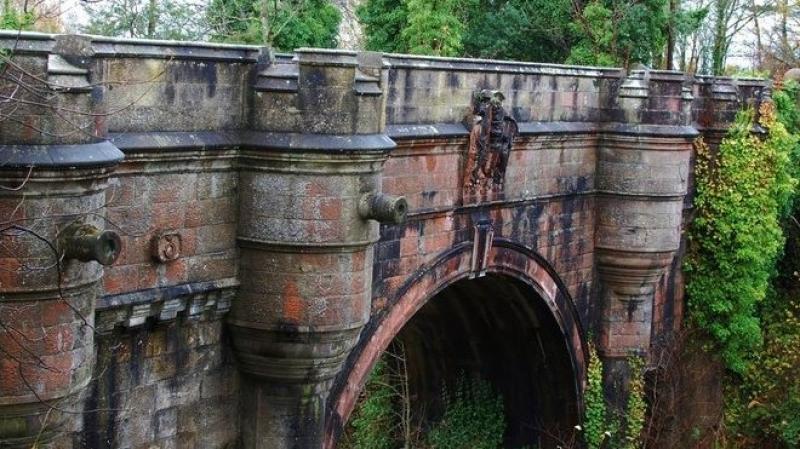 Overtoun bridge neboli most psích sebevrahů