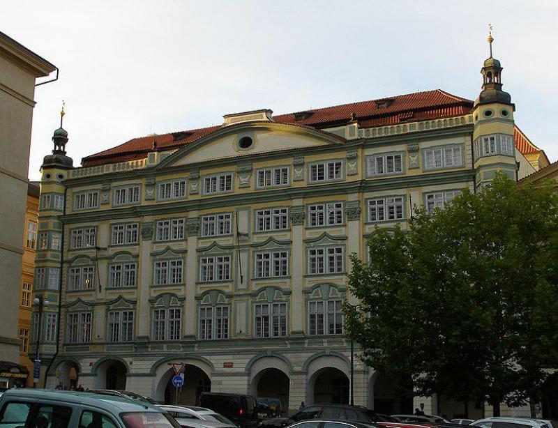 Dům u Montágů, Praha