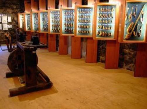 Expozice v Muzeu dýmek