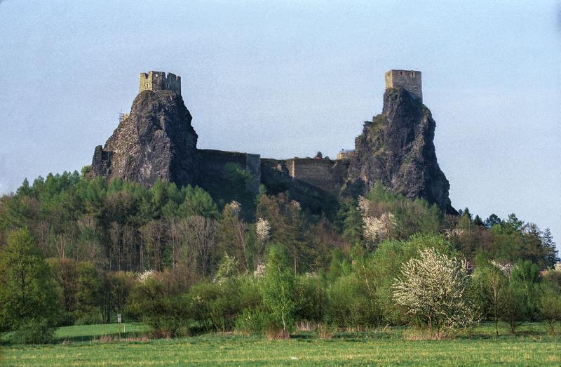 Trosky jsou třetím nejnavštěvovanějším hradem ČR