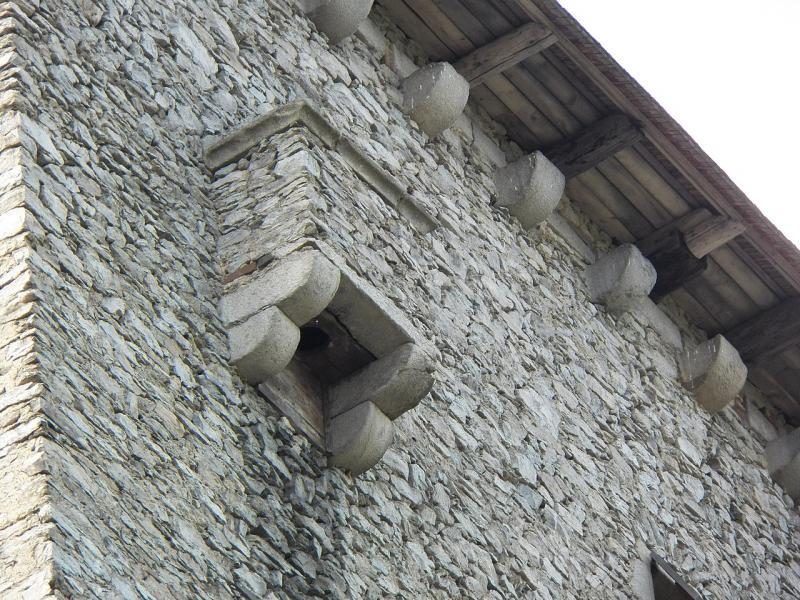 Prevét na hradě Kašperk