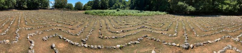 Kamenný labyrint