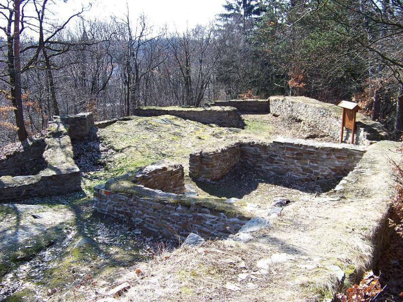 Sionský hrad