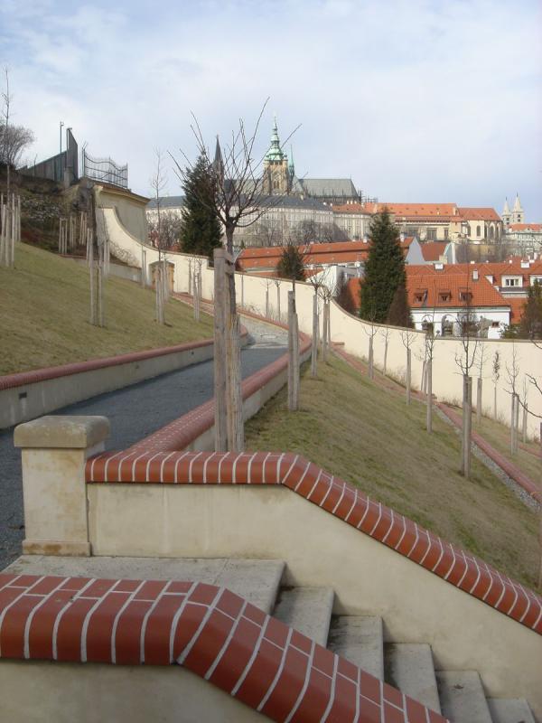 Výhled z Petřína