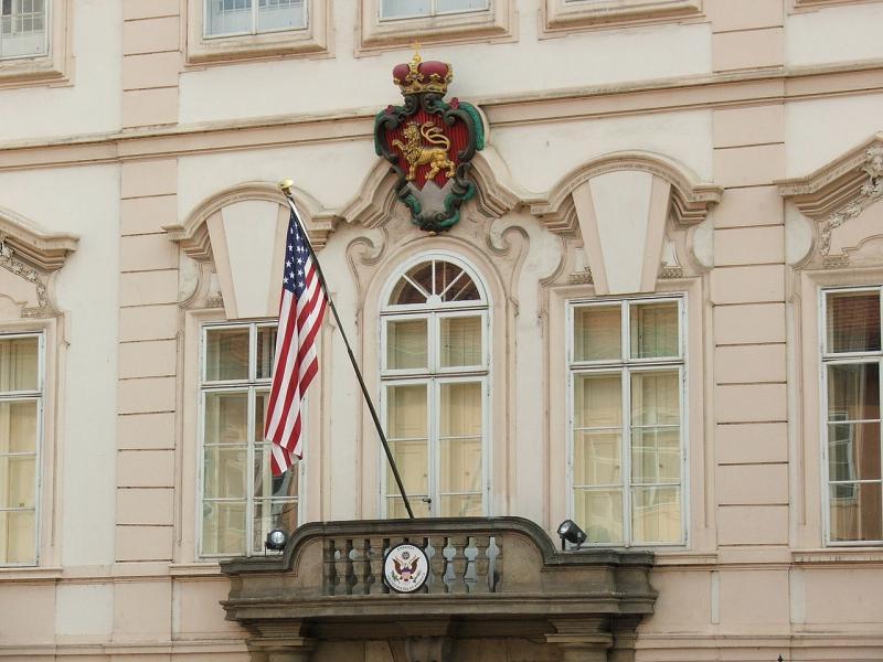 Americké velvyslanectví Praha