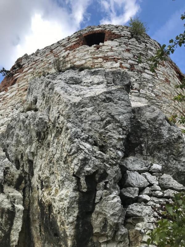 Středověká stavba z 15. století