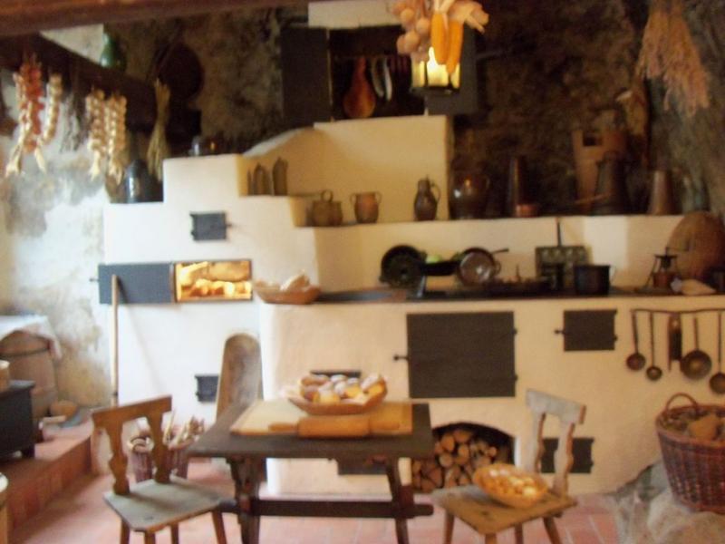 Středověká hradní kuchyně