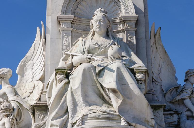 Královna Viktorie - Londýn