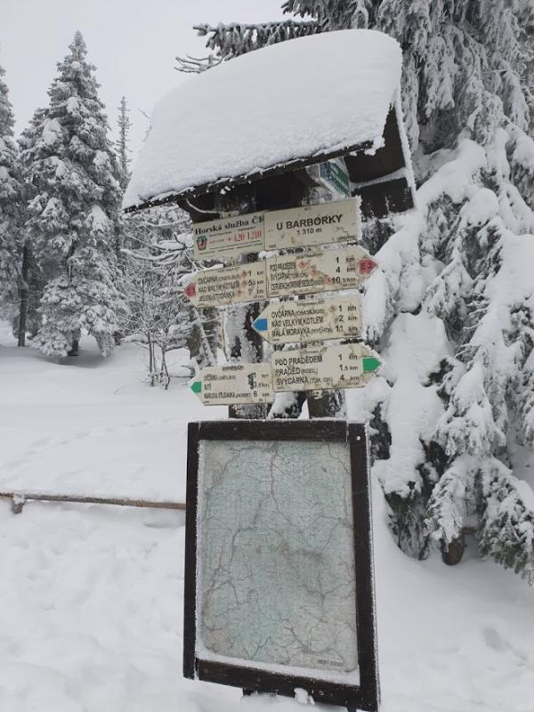 Tolik sněhu v nížinách už nebylo spoustu let