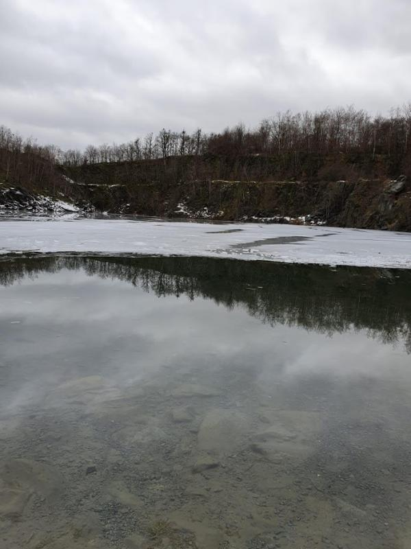 Nejlepší průzračnost vody bývá v lednu