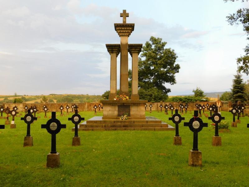 Hřbitov č. 8 – Nowy Żmigród