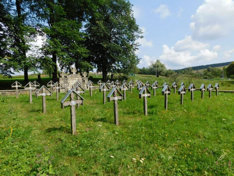 Hřbitov č. 3 – Ożenna