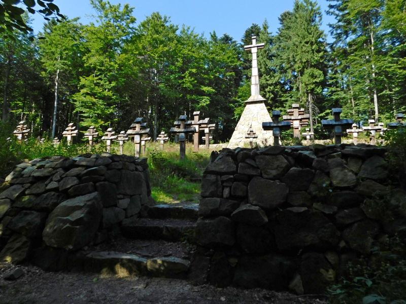 Hřbitov č. 58 - Magura Małastowska