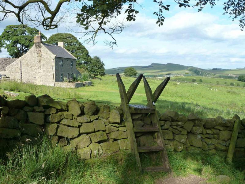 Hadrian's Wall Path.