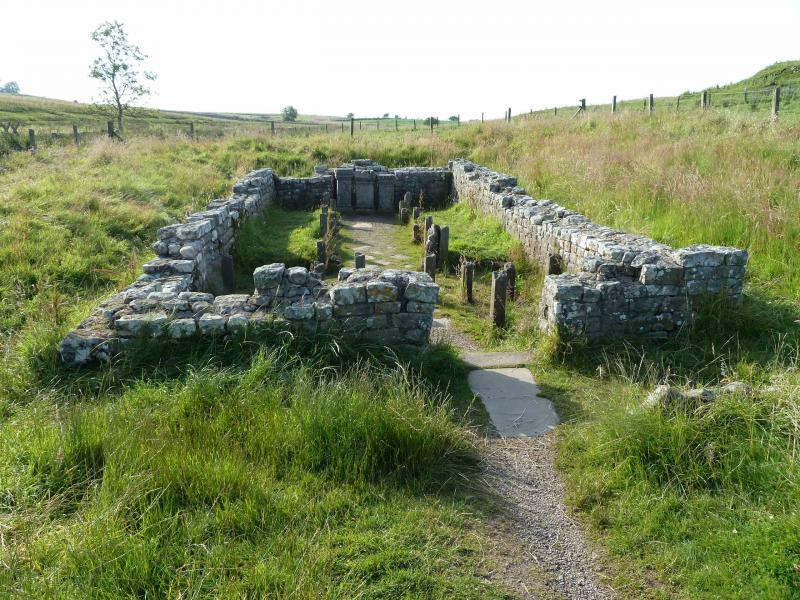 Mithrárium u pevnosti Brocolitia.