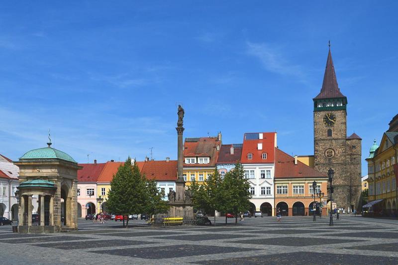 Centrum Jičína